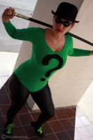 The Riddler 5 by Insane-Pencil