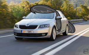 Skoda Octavia by Recycle-Or-Die