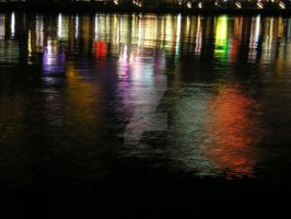 Night Light Reflections - 2 by iloveminties