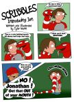Scribbles - Introducing Jon by DR4WNOUT