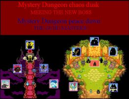 Mystery Dungeon CD and PD 2 by Darkmaster09