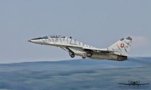 MiG-29UBS 1303 by Thunderbolt120