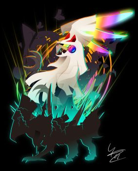 Silvally: Breaking Out by Ilona-the-Sinister