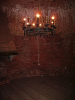 medieval room stock by LindaMarieAnson