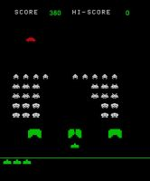 Space Invader - Classic Mode Almost Finished by unusual229