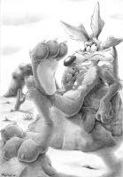 Deep Thought by teaselbone