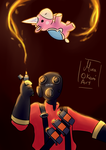 Team Pyro by Murasakiro-Okami