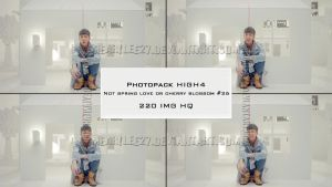 Photopack HIGH4 Not spring love or... #26 by mearilee27