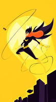 Batgirl by Tigerhawk01