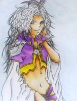 Kuja - colored Version by DeidaraGirl91