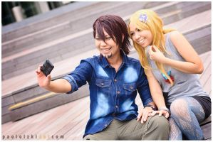 Tiger and Bunny :: Capture by dancingontightrope