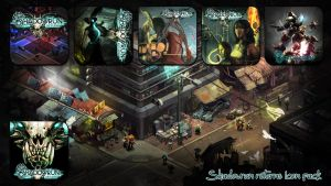 Shadowrun Returns icon pack by Kalca