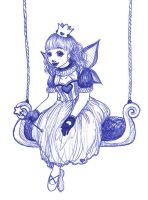fae queen of your heart by chibi-muse