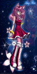 Amy Rose by zaameen