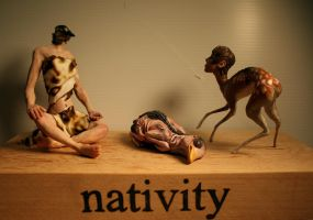 Nativity by edelias
