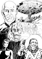 Ape Trek-The Next Generation by The-Savage-Ape-Man