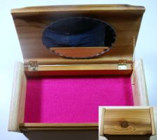 Womens Jewelry Box by KW-Scott