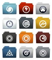 Native Instruments Folder Icons by rafabono