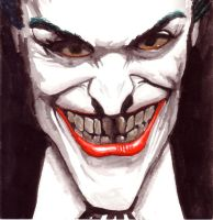 the joker by Toxic-Fist-Comix