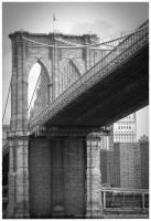 Brooklyn Bridge by AutumnCayleigh