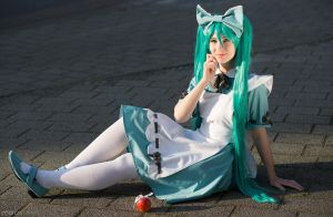 Vocaloid - Miku Alice - by Yamane