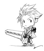 Chibi cloud by IZRA