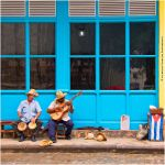 Street Music by Val-Faustino