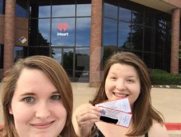 Sister WON iHeart Radio Contest - FREE TICKETS! by peppermix14