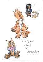 Moomba tribute by Hedgepook
