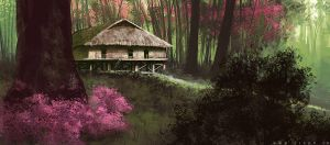 Forest House by zinph1212