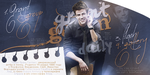 Grant Gustin 2 (menu) by KATTYsunrise