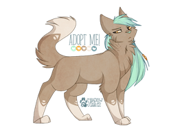 ADOPT ME! Auction (CLOSED) by Shadowstar-12