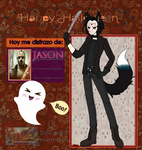 ITO Meme Halloween :Zhank::...Jason Friday 13 by gisselle50