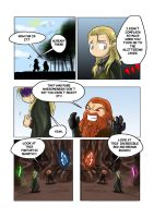 LOTR Parody 1-4 by black3