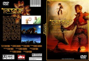 dvd cover by t-rob