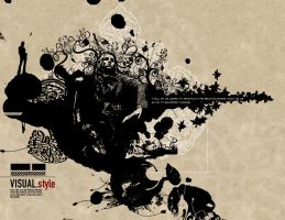 visual style by shawkash