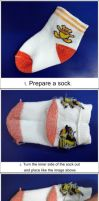 Sock doll tutorial by httpecho