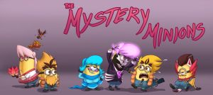 The Mystery Minions by Anastas-C