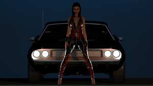 Another Girl, another Car by ironhead333