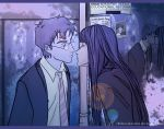 First kiss... by Chidori-aka-Kate