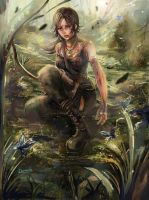 Tomb Raider by DemonG3