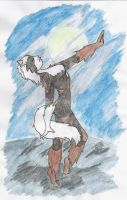 Dancing for the moon by KittenWithoutName