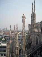 Milan05 by ForestGirlStock