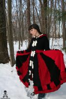 Queen of Hearts Sweater Coat 2 by smarmy-clothes