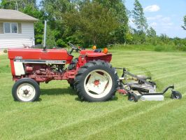 284 with mower by 97Dodge-Guy