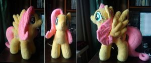 Flutters Plushie by Sokolas