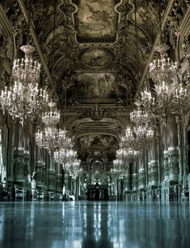 Photographer of the Opera by dijipost
