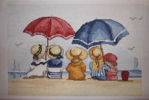 All Our Yesterdays, World of Cross stitching 194 by StitchingDreams