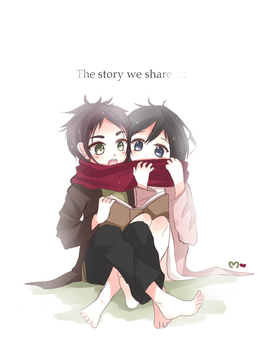 The Story We Share by Ipun