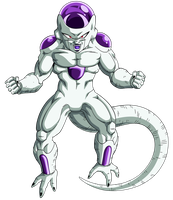 Frieza Final Form by maffo1989